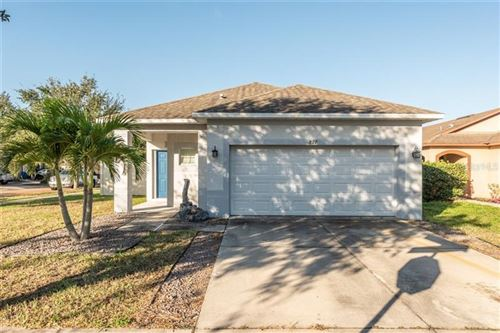 Photo of 827 COLLEGE CHASE DRIVE, RUSKIN, FL 33570 (MLS # T3278652)