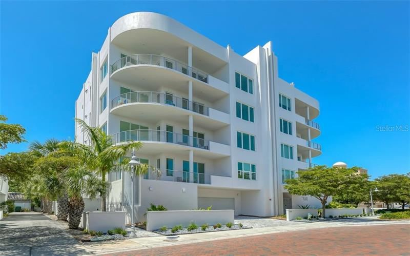 Photo of 609 GOLDEN GATE POINT #501, SARASOTA, FL 34236 (MLS # A4496652)
