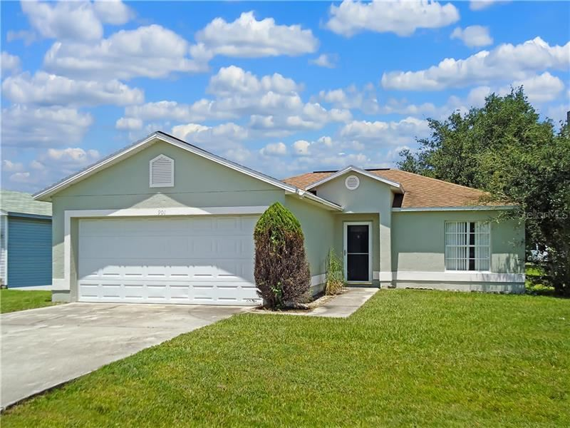 901 PARASOL PLACE, Kissimmee, FL 34759 - #: O5883653