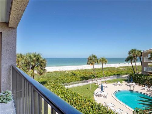 Photo of 3210 GULF BOULEVARD #306, BELLEAIR BEACH, FL 33786 (MLS # T3263654)