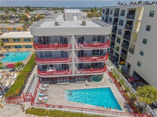 Photo of 12935 GULF LANE #201, MADEIRA BEACH, FL 33708 (MLS # U8119654)
