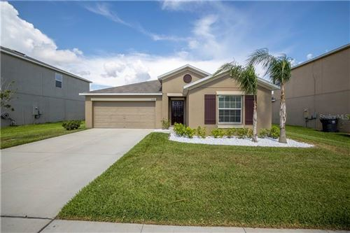 Photo of 2108 PURPLE ORCHID PLACE, RUSKIN, FL 33570 (MLS # U8089655)