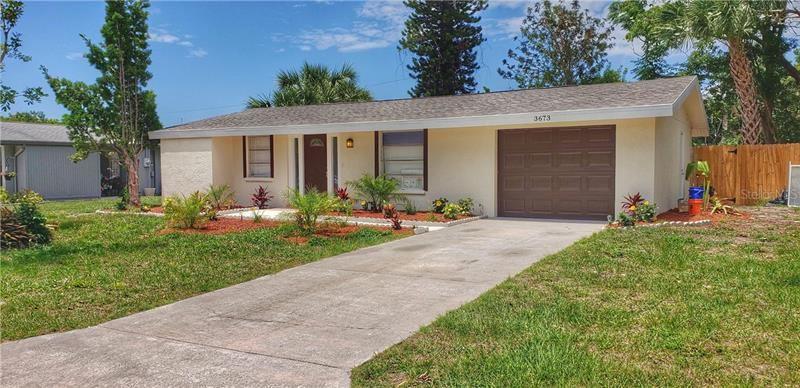 3673 HELENE STREET, Sarasota, FL 34233 - #: T3297655