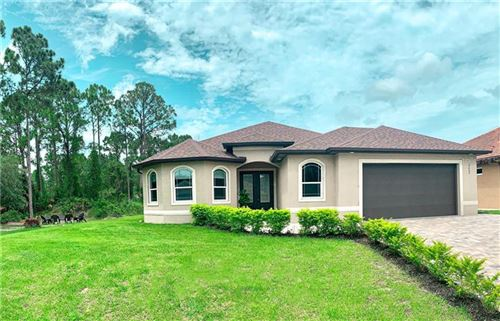 Photo of 2662 WYOLA AVENUE, NORTH PORT, FL 34286 (MLS # C7429656)