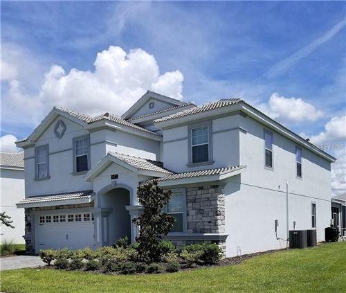 Photo of 1537 MULLIGAN BOULEVARD, DAVENPORT, FL 33896 (MLS # O5980657)