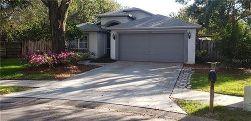 Photo of 1530 COPPERSMITH COURT, LUTZ, FL 33559 (MLS # U8114657)