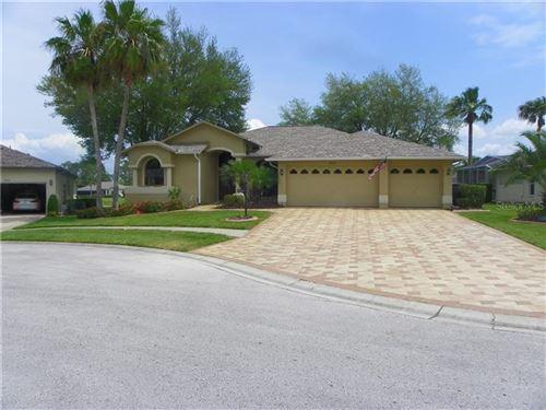 Photo of 10025 EAGLE BEND DRIVE, HUDSON, FL 34667 (MLS # W7832657)