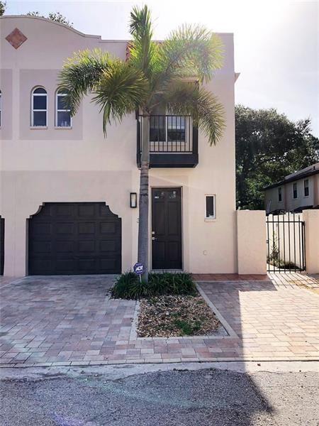 411 S MELVILLE AVENUE #3, Tampa, FL 33606 - #: U8096657