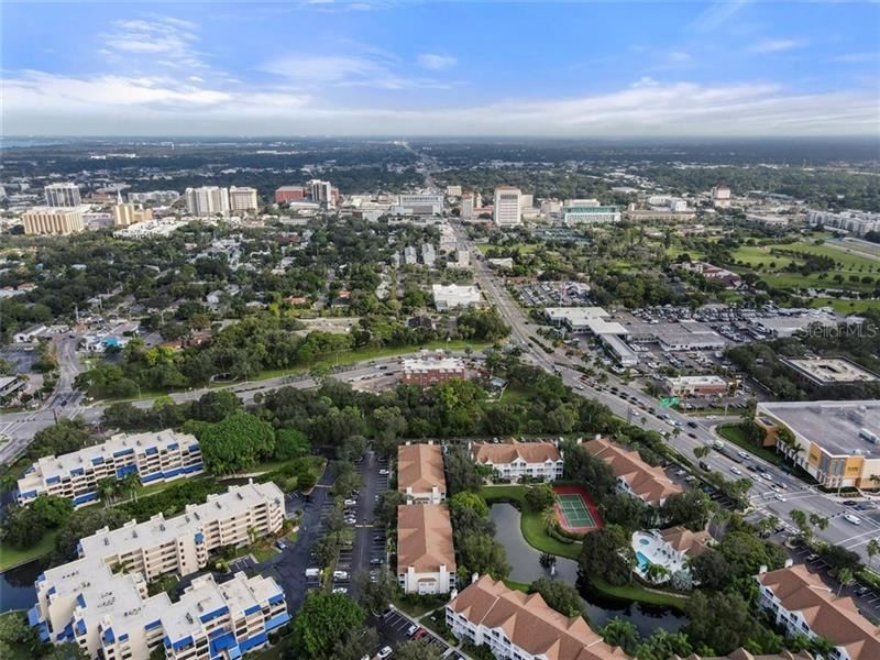 Photo of 850 S TAMIAMI TRAIL #502, SARASOTA, FL 34236 (MLS # A4480659)