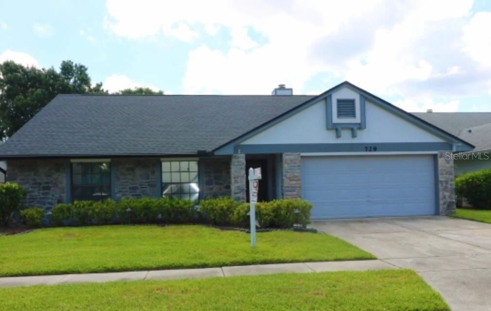 729 KISSIMMEE PLACE, Winter Springs, FL 32708 - #: O5961659