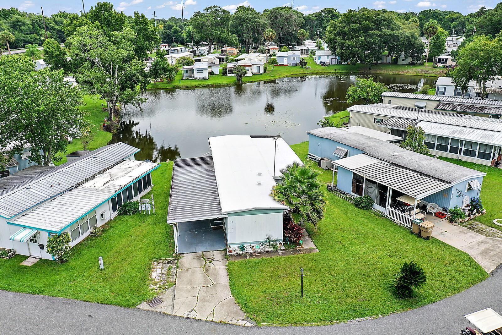 576 TAMMI DRIVE, Leesburg, FL 34788 - #: G5043660