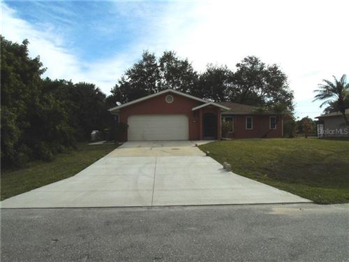 Photo of 143 MILLPORT STREET NW, PORT CHARLOTTE, FL 33948 (MLS # C7424662)