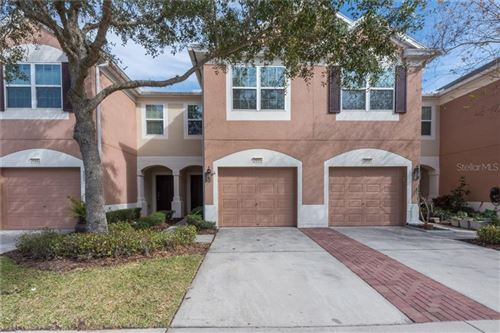 Photo of 26545 CASTLEVIEW WAY, WESLEY CHAPEL, FL 33544 (MLS # T3221663)
