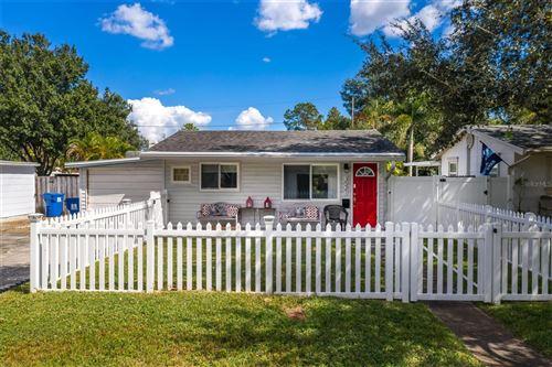 Photo of 3521 ITHACA STREET N, ST PETERSBURG, FL 33713 (MLS # U8139664)