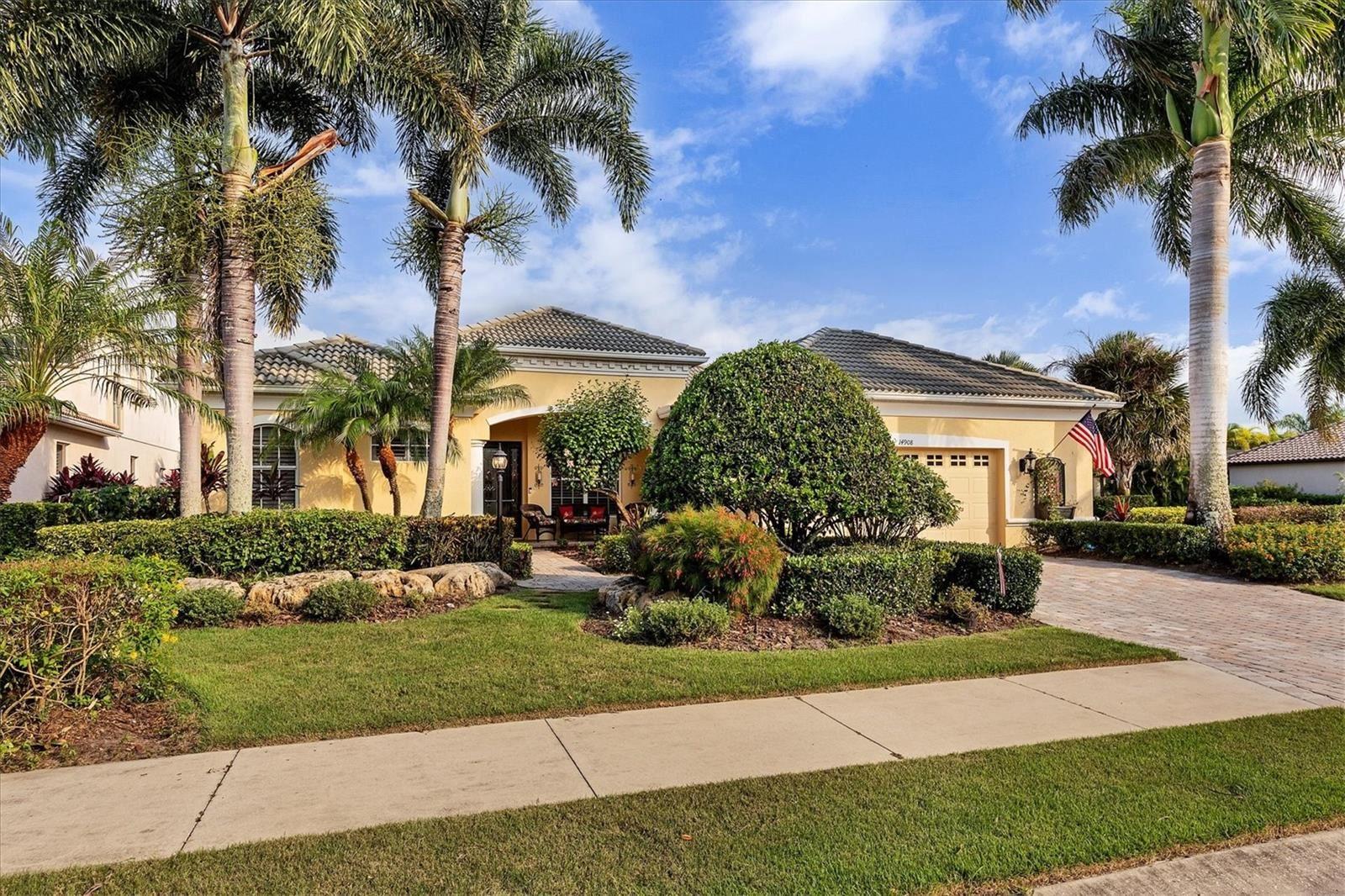 14908 BOWFIN TERRACE, Lakewood Ranch, FL 34202 - #: A4506664