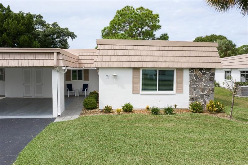 5447 RIVERBLUFF CIRCLE #V-82, Sarasota, FL 34231 - #: A4479665