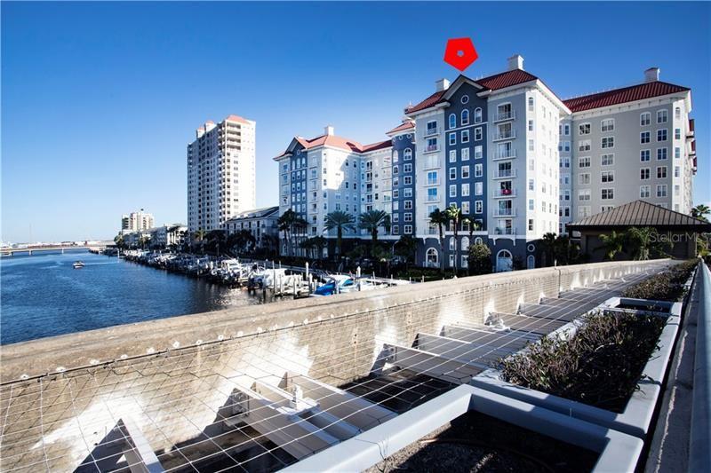 700 S HARBOUR ISLAND BOULEVARD #742, Tampa, FL 33602 - MLS#: T3247665