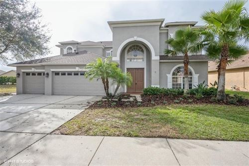 Photo of 3152 MARBLE CREST DRIVE, LAND O LAKES, FL 34638 (MLS # W7830666)
