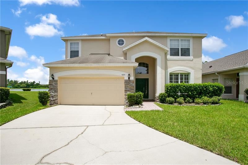 9195 HASTINGS BEACH BOULEVARD, Orlando, FL 32829 - MLS#: O5873666