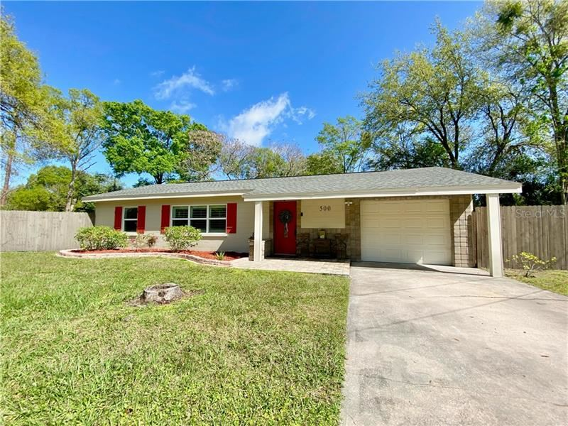 500 E 24TH PLACE, Sanford, FL 32771 - #: O5927666