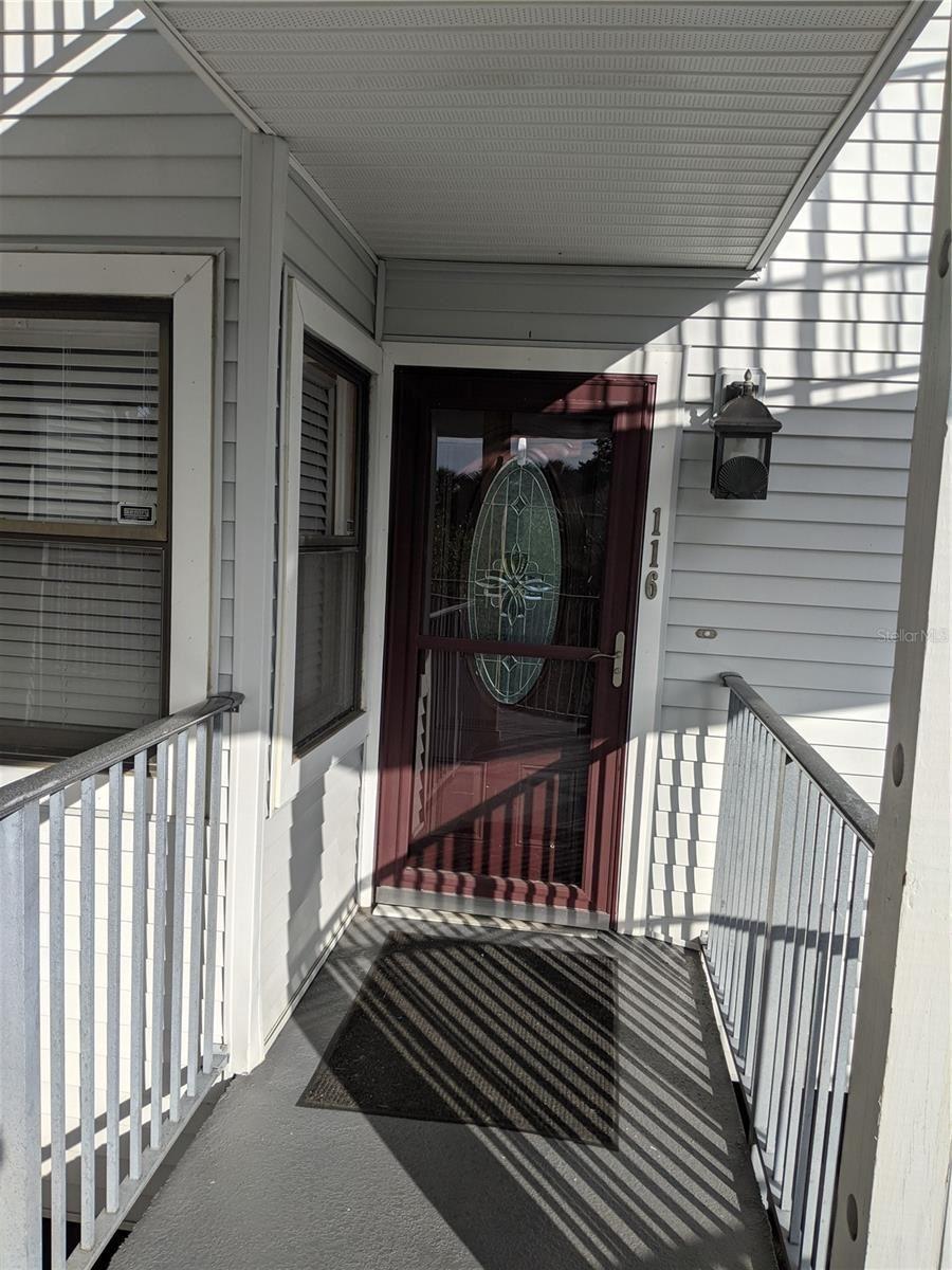 515 LEFFINGWELL AVENUE #116, Ellenton, FL 34222 - #: A4511667