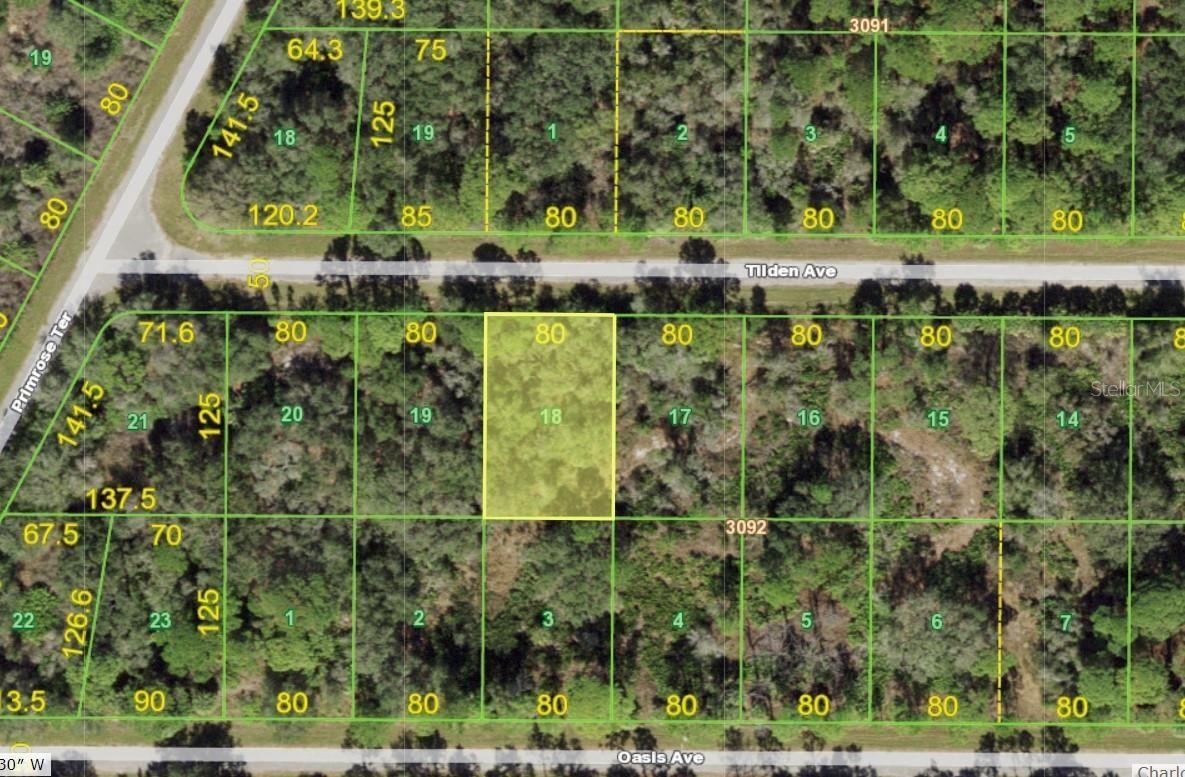 Photo of 15477 TILDEN AVENUE, PORT CHARLOTTE, FL 33953 (MLS # D6120667)