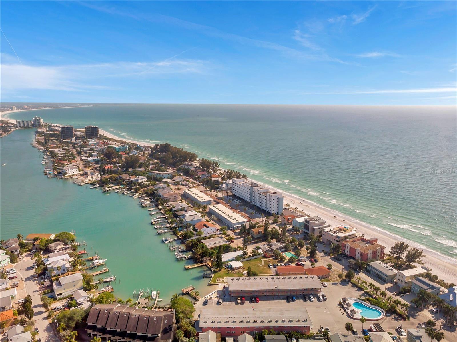 8565 W GULF BOULEVARD #17S, Treasure Island, FL 33706 - #: U8131668