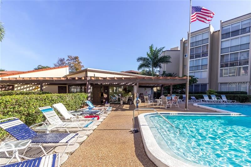 1243 S MARTIN LUTHER KING JR AVENUE #B203, Clearwater, FL 33756 - MLS#: U8065669
