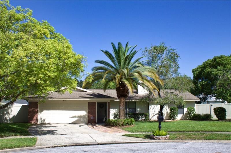 60 TENDRING CIRCLE, Palm Harbor, FL 34683 - MLS#: U8092670
