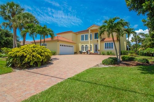 Photo of 5555 CAPE LEYTE DRIVE, SARASOTA, FL 34242 (MLS # A4468671)