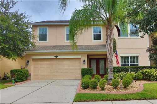 Photo of 10740 PICTORIAL PARK DRIVE, TAMPA, FL 33647 (MLS # T3268671)