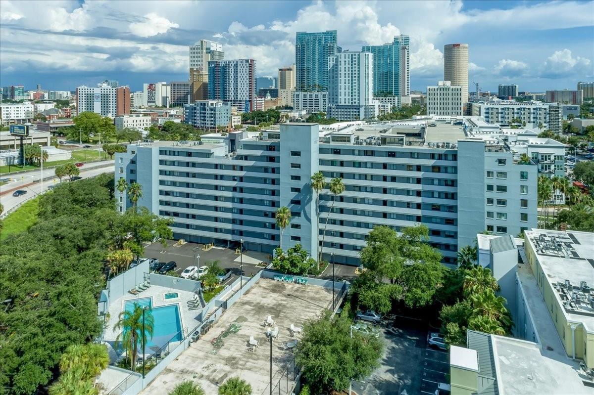 201 W LAUREL STREET #312, Tampa, FL 33602 - #: T3317671