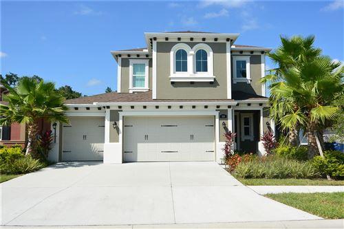 Photo of 3510 WICKET FIELD ROAD, LUTZ, FL 33548 (MLS # U8131673)