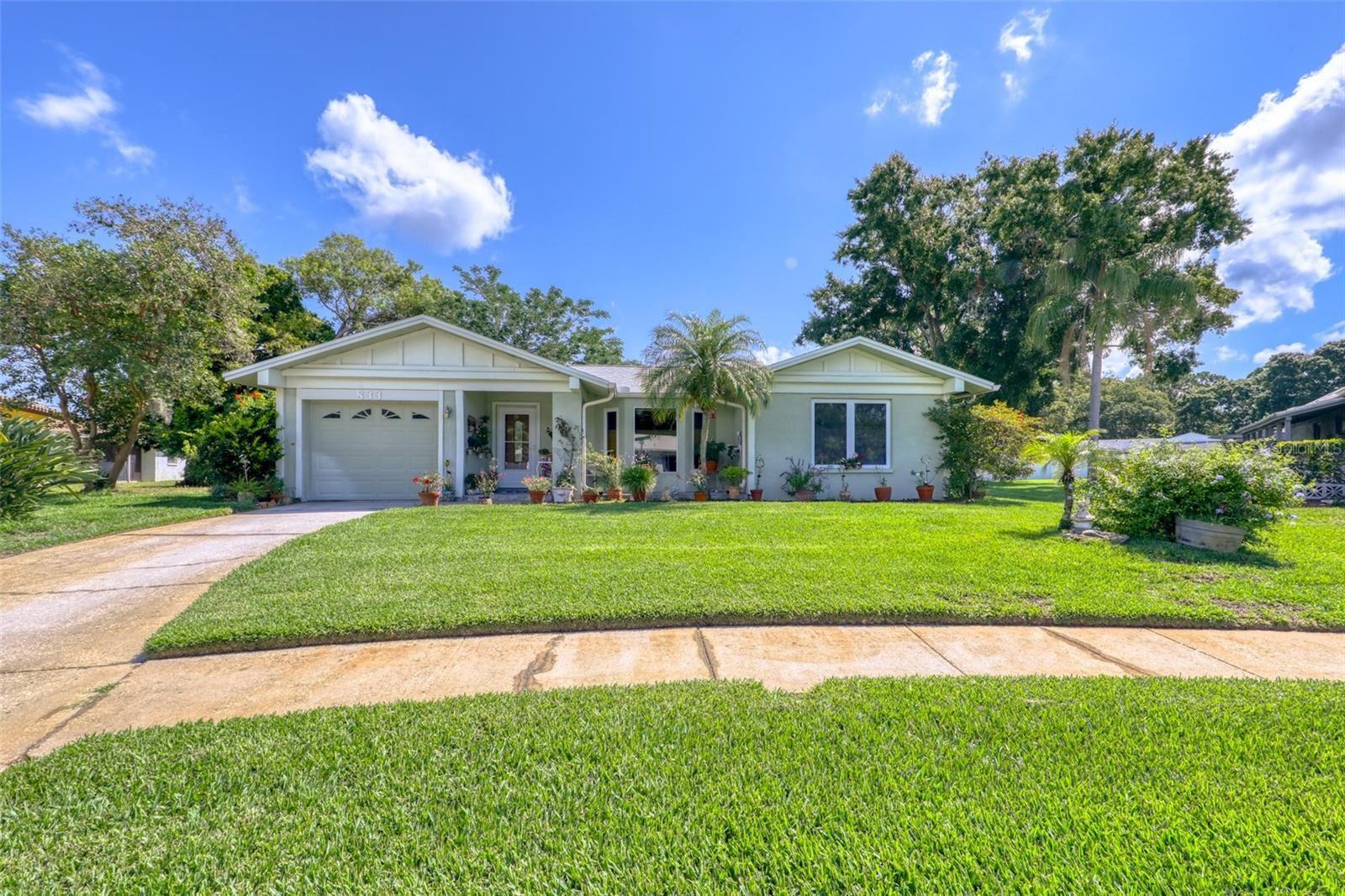833 HELMSMAN STREET, Palm Harbor, FL 34685 - #: U8114673