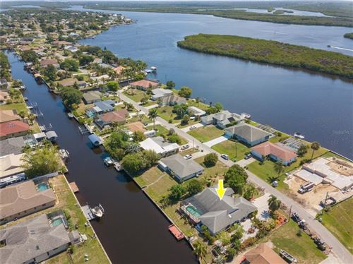 Photo of 3557 PEACE RIVER DRIVE, PUNTA GORDA, FL 33983 (MLS # C7442674)
