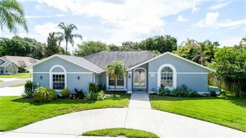 Photo of 1206 LAWNSIDE, SAFETY HARBOR, FL 34695 (MLS # U8089674)