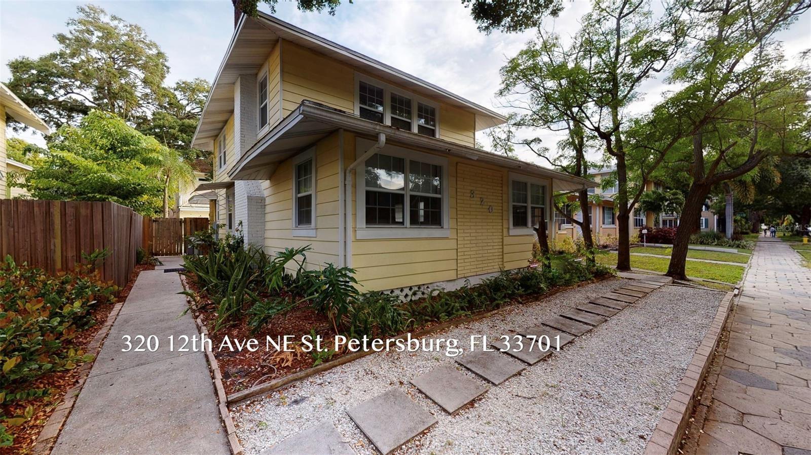 320 12TH AVENUE NE, Saint Petersburg, FL 33701 - #: U8129674