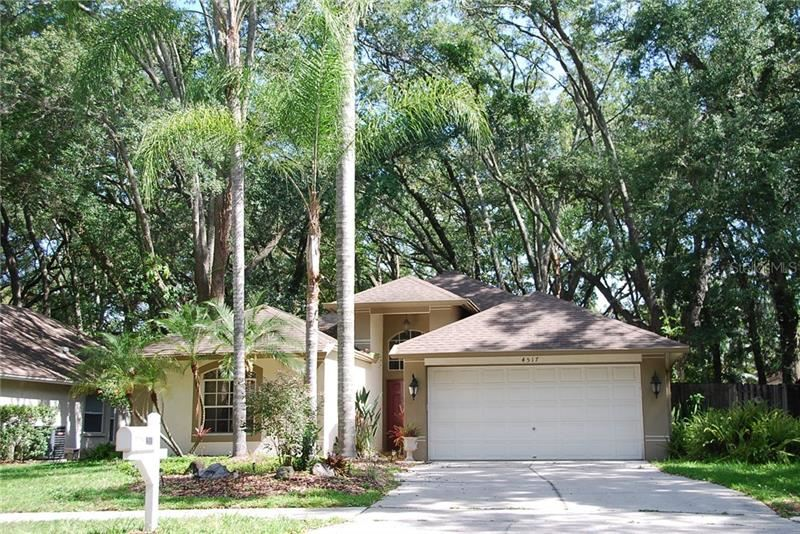 4517 HIDDEN SHADOW DRIVE, Tampa, FL 33614 - #: T3225675