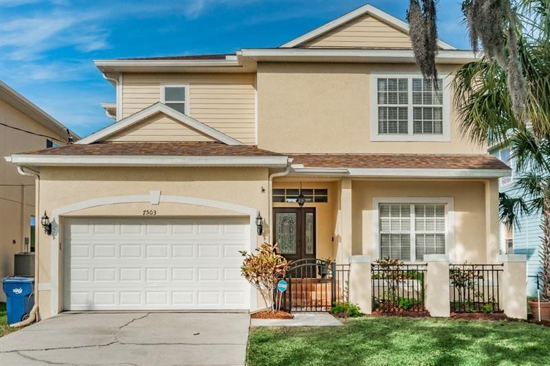 7503 S MASCOTTE STREET, Tampa, FL 33616 - MLS#: T3228675