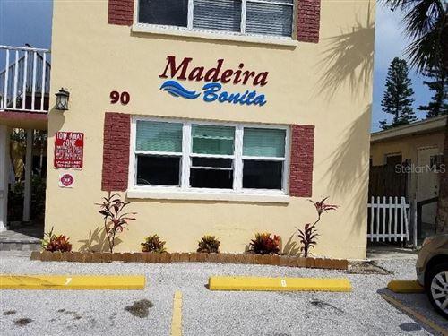 Photo of 90 144TH AVENUE #6, MADEIRA BEACH, FL 33708 (MLS # T3225676)
