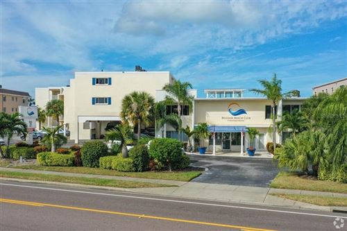 Photo of 3200 GULF BOULEVARD #111, BELLEAIR BEACH, FL 33786 (MLS # U8120676)