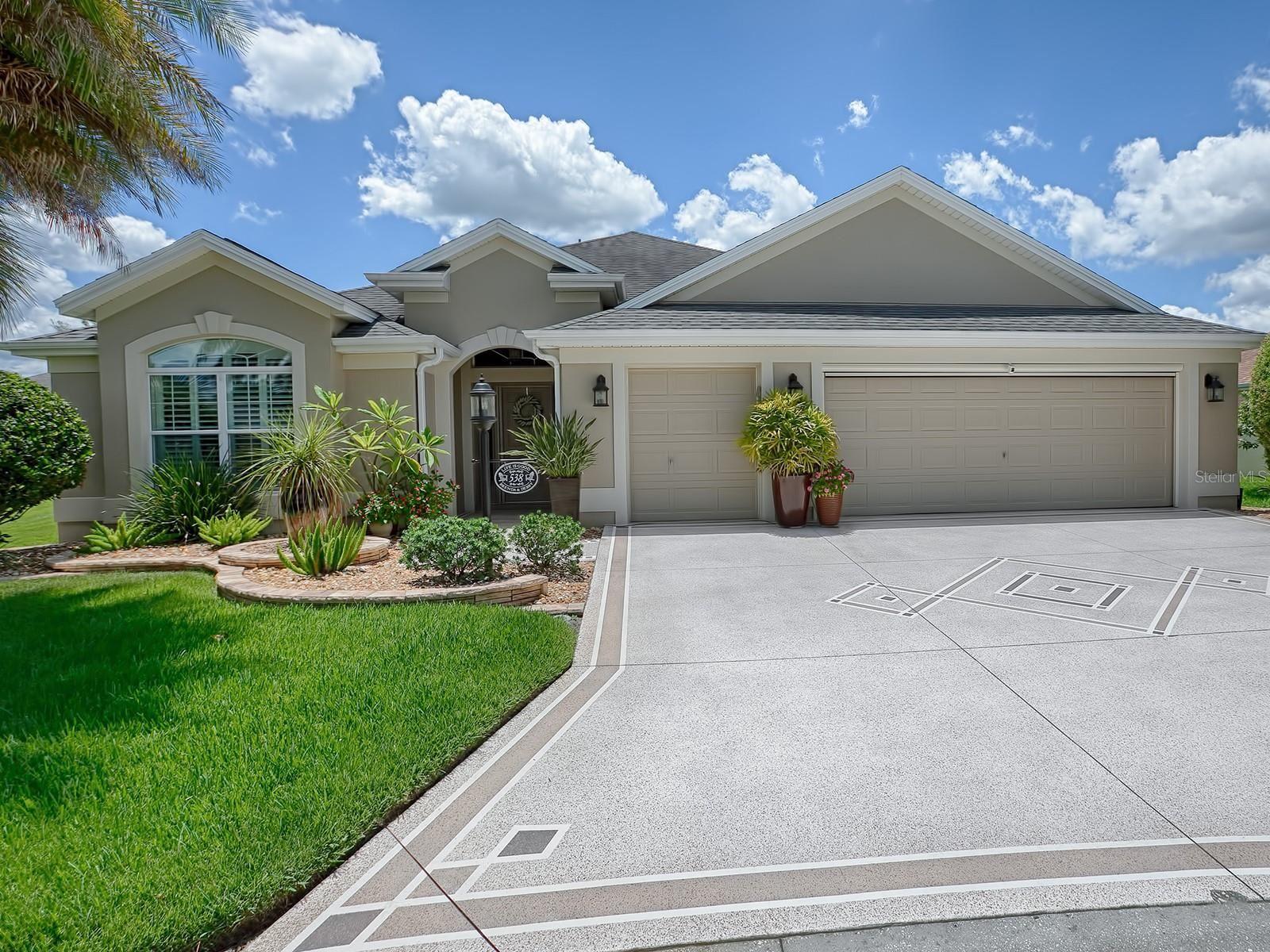 538 BEVILLE PLACE, The Villages, FL 32163 - #: G5044677