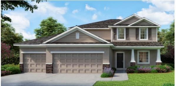 13418 LAKEVIEW OAKS LANE, Riverview, FL 33579 - #: T3257677