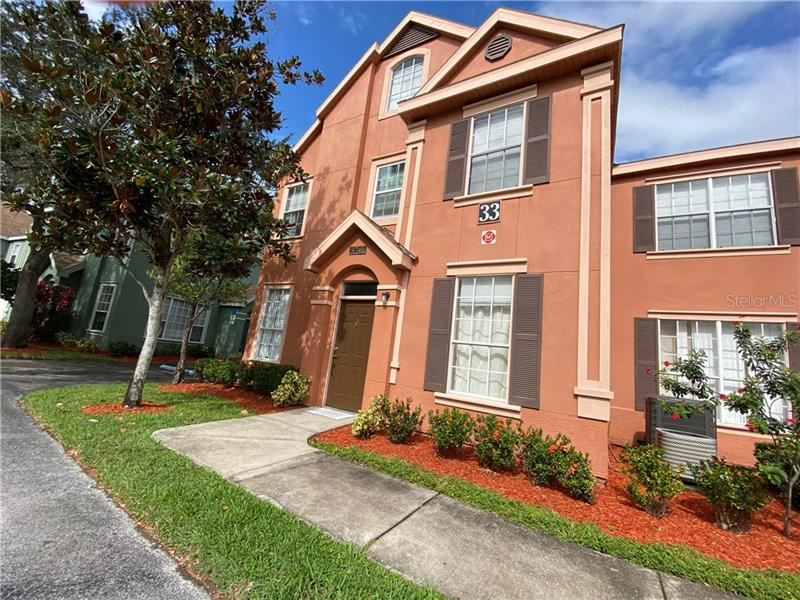 9740 LAKE CHASE ISLAND WAY #9740, Tampa, FL 33626 - MLS#: T3275677