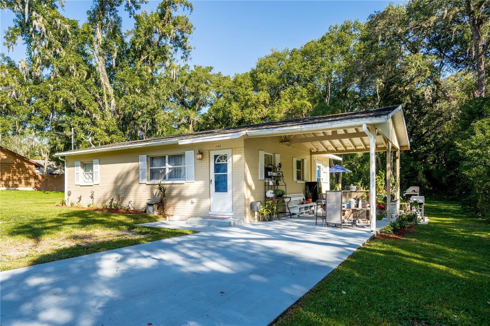 240 HICKORY STREET, Brooksville, FL 34601 - #: T3334677