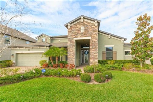 Photo of 19425 WHISPERING BROOK DRIVE, TAMPA, FL 33647 (MLS # T3226678)