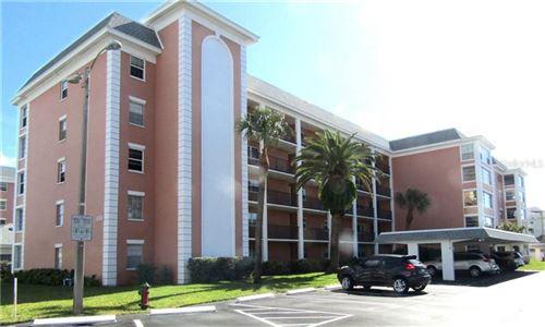 Photo of 6960 20TH AVENUE N #206, ST PETERSBURG, FL 33710 (MLS # U8105678)