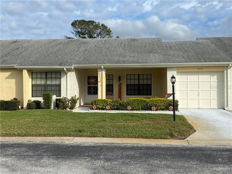 9432 ROCKBRIDGE CIRCLE, New Port Richey, FL 34655 - #: U8104678