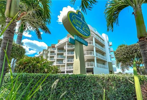 Photo of 11605 GULF BOULEVARD #305, TREASURE ISLAND, FL 33706 (MLS # U8078679)