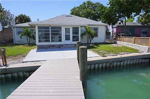 Photo of 13321 BOCA CIEGA AVENUE, MADEIRA BEACH, FL 33708 (MLS # U8082679)